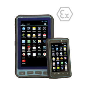 Expansion of the Tablet PC Portfolio for Hazardous Areas
