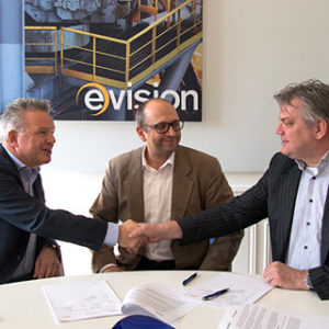 BARTEC and eVision Enter into Global Partnership