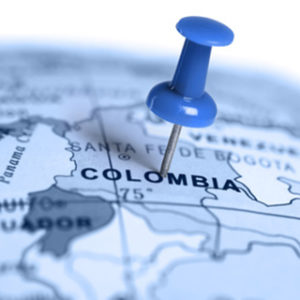 Colombia Emerging Market for German Mining Products
